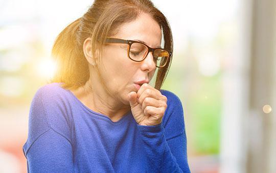 Четыре симптомы бронхиальной астмы